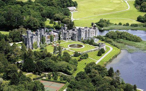 10 khách sạn lâu đài đẹp nhất thế giới - Ảnh 1