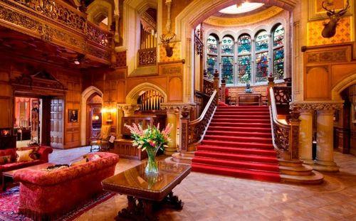 10 khách sạn lâu đài đẹp nhất thế giới - Ảnh 2