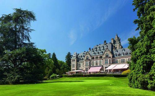 10 khách sạn lâu đài đẹp nhất thế giới - Ảnh 4
