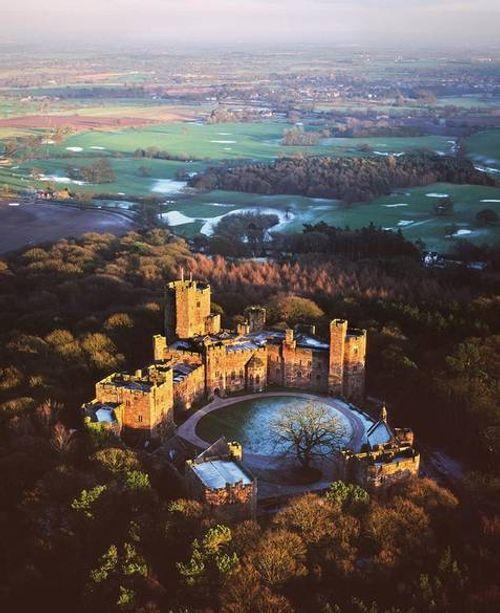 10 khách sạn lâu đài đẹp nhất thế giới - Ảnh 6