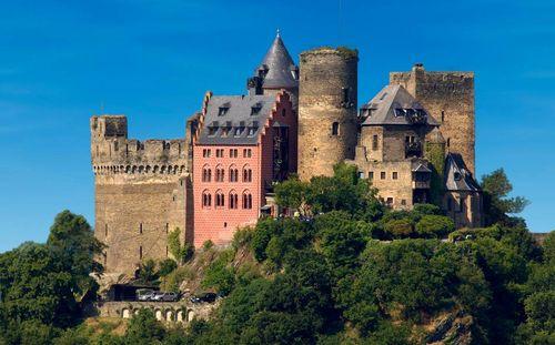 10 khách sạn lâu đài đẹp nhất thế giới - Ảnh 9