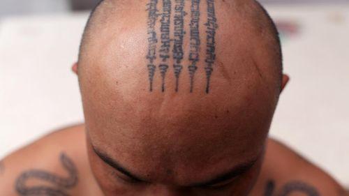 """Bí ẩn hình xăm """"thần thánh"""" cổ xưa của Thái Lan - Ảnh 2"""