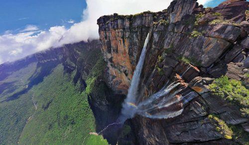 Chiêm ngưỡng 20 thác nước đẹp nhất thế giới - Ảnh 1