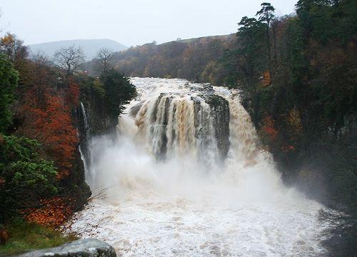 Chiêm ngưỡng 20 thác nước đẹp nhất thế giới - Ảnh 15