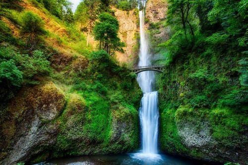 Chiêm ngưỡng 20 thác nước đẹp nhất thế giới - Ảnh 19