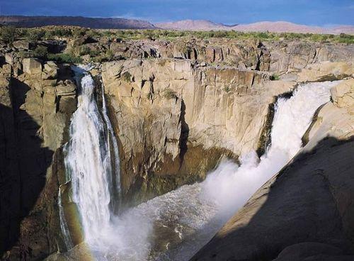 Chiêm ngưỡng 20 thác nước đẹp nhất thế giới - Ảnh 2