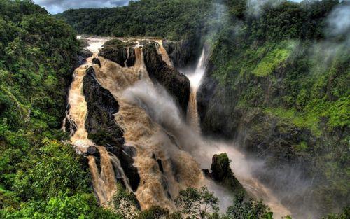 Chiêm ngưỡng 20 thác nước đẹp nhất thế giới - Ảnh 4