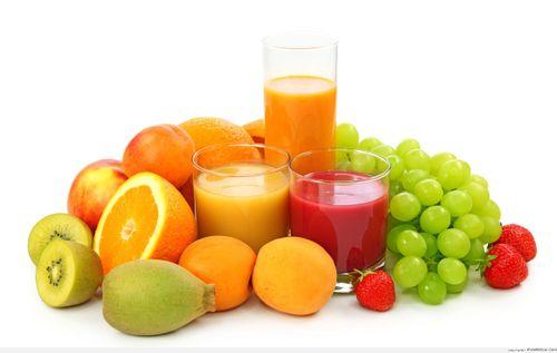 4 lợi ích của nước ép hoa quả - Ảnh 1