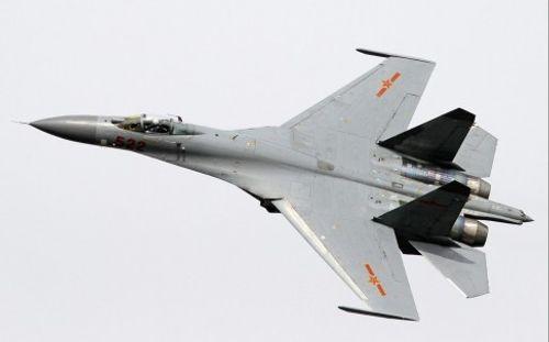 Trung Quốc định nâng cấp J-11 để triển khai tới biển Đông? - Ảnh 1
