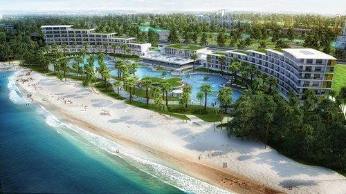 FLC Group khánh thành Quần thể du lịch nghỉ dưỡng bậc nhất Việt Nam - Ảnh 5