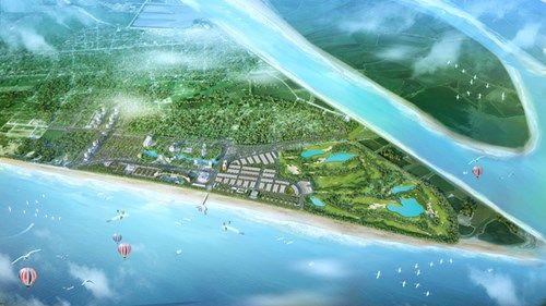 FLC Group khánh thành Quần thể du lịch nghỉ dưỡng bậc nhất Việt Nam - Ảnh 1