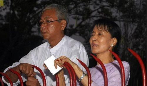 Cựu tài xế của bà San Suu Kyi được đề cử tham gia giành ghế Tổng thống Myanmar - Ảnh 1