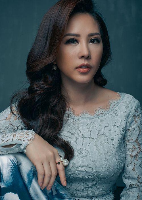 Hoa hậu Thu Hoài trở thành Giám đốc Quốc gia Mrs Universe Việt Nam - Ảnh 1