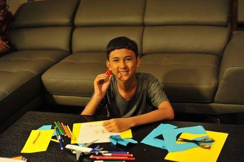 Trương Ngọc Ánh kèm cặp diễn xuất cho diễn viên trẻ Thịnh Vinh trong Truy Sát - Ảnh 1