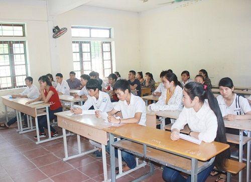 Nghệ An: Hơn 12.000 học sinh không đăng ký xét tuyển đại học - Ảnh 1