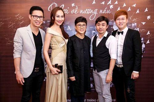 Kim Duyên khoe dáng trong sự kiện từ thiện của Kyo York - Ảnh 6