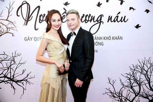 Kim Duyên khoe dáng trong sự kiện từ thiện của Kyo York - Ảnh 3