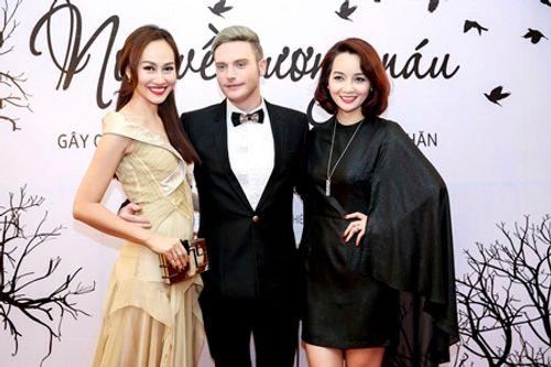 Kim Duyên khoe dáng trong sự kiện từ thiện của Kyo York - Ảnh 4