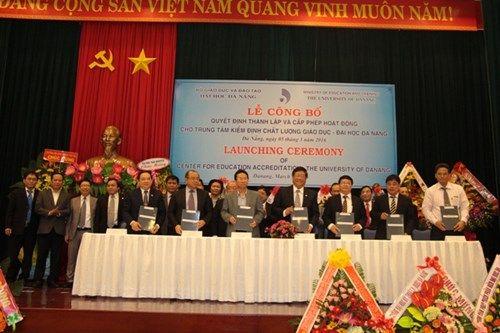 Bộ GD&ĐT công bố thành lập Trung tâm Kiểm định chất lượng giáo dục ở miền Trung - Ảnh 1