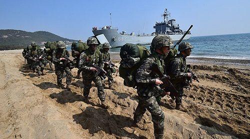 """Hàn - Mỹ sẽ thực hành kịch bản """"đánh phủ đầu"""" Triều Tiên - Ảnh 1"""
