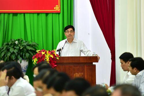 Thủ tướng làm việc với các tỉnh ĐBSCL về phòng, chống xâm nhập mặn - Ảnh 2