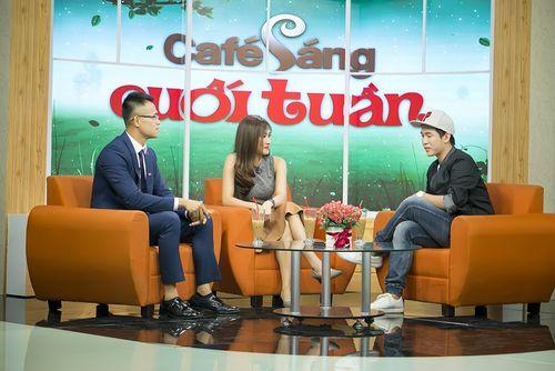 Mew Amazing, Dương Hoàng Yến là khách mời Cafe sáng trên VTV - Ảnh 1