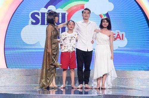 Danh hài Việt Hương nhận nuôi 3 đứa bé không mẹ đến năm 18 tuổi - Ảnh 1