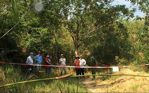 Truy tìm đôi nam nữ liên quan đến nghi án người lái xe ôm bị giết - Ảnh 1