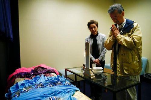Những khách sạn cho tử thi ở Nhật Bản - Ảnh 1