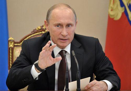 Một loạt quan chức cấp cao Nga bị Tổng thống Putin sa thải - Ảnh 1
