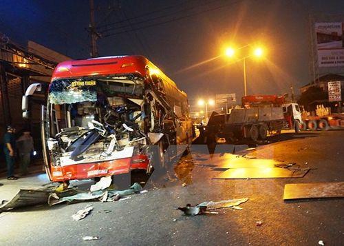 33 người tử vong vì tai nạn giao thông trong hai ngày nghỉ lễ - Ảnh 1