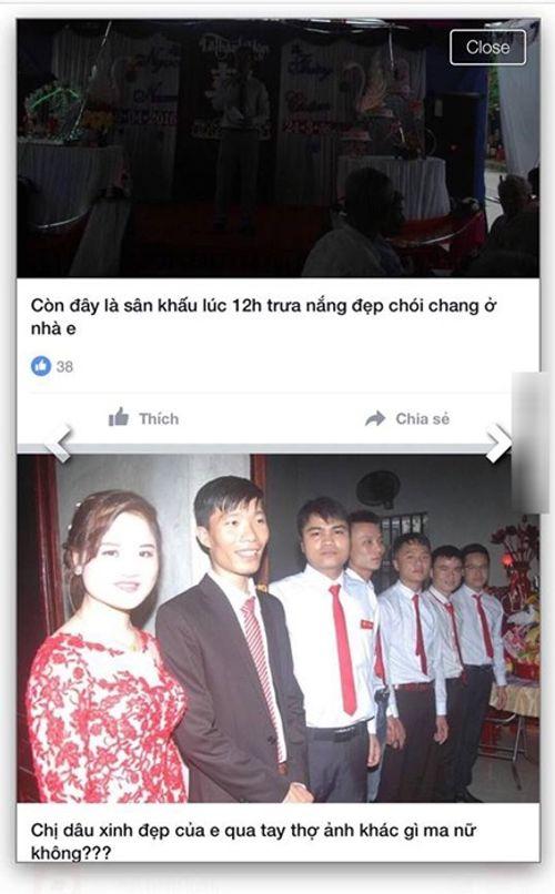 Ảnh cưới thảm họa của cô dâu, chú rể Hà Nội - Ảnh 3