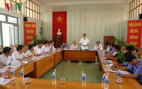 Vụ Huỳnh Văn Nén: Chánh án TANDTC yêu cầu khẩn trương bồi thường thiệt hại - Ảnh 1