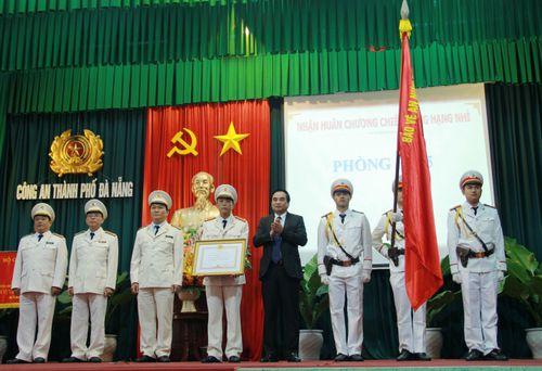 Phòng PC45 Công an Đà Nẵng vinh dự được Chủ tịch nước tặng Huân chương Chiến công Hạng hai - Ảnh 1