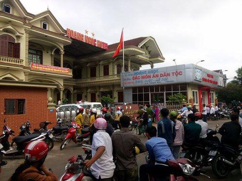 Phát hiện cặp vợ chồng thương vong trong khách sạn tại Hà Tĩnh - Ảnh 2