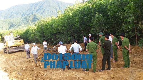 Chất thải Formosa chôn ở rừng, hàng loạt cơ quan chức năng giật mình - Ảnh 1