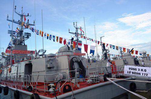 Hải quân Việt Nam tiếp nhận thêm 2 tàu pháo tuần tiễu hiện đại - Ảnh 3