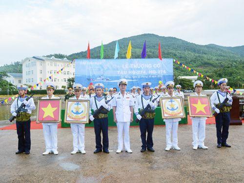 Hải quân Việt Nam tiếp nhận thêm 2 tàu pháo tuần tiễu hiện đại - Ảnh 2