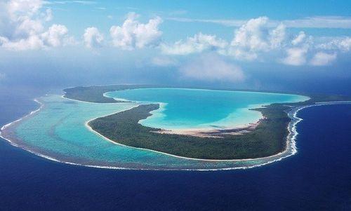 Vẻ đẹp lãng mạn của những hòn đảo hình trái tim - Ảnh 11