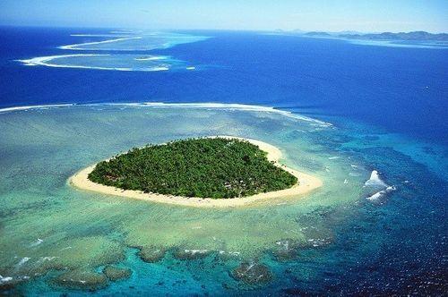 Vẻ đẹp lãng mạn của những hòn đảo hình trái tim - Ảnh 6