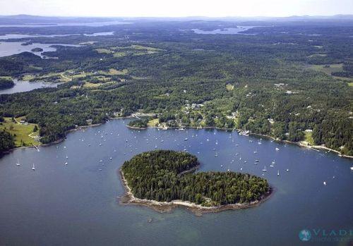 Vẻ đẹp lãng mạn của những hòn đảo hình trái tim - Ảnh 8
