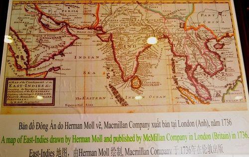 29 bản đồ cổ khẳng định Hoàng Sa, Trường Sa là của Việt Nam - Ảnh 12