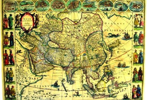29 bản đồ cổ khẳng định Hoàng Sa, Trường Sa là của Việt Nam - Ảnh 13