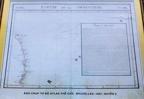 29 bản đồ cổ khẳng định Hoàng Sa, Trường Sa là của Việt Nam - Ảnh 15