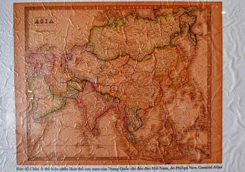 29 bản đồ cổ khẳng định Hoàng Sa, Trường Sa là của Việt Nam - Ảnh 20