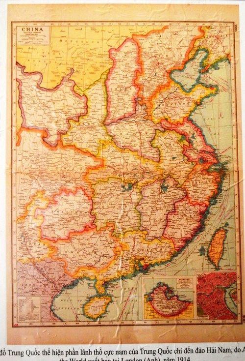 29 bản đồ cổ khẳng định Hoàng Sa, Trường Sa là của Việt Nam - Ảnh 22