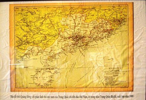29 bản đồ cổ khẳng định Hoàng Sa, Trường Sa là của Việt Nam - Ảnh 23