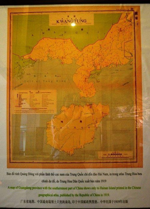 29 bản đồ cổ khẳng định Hoàng Sa, Trường Sa là của Việt Nam - Ảnh 24