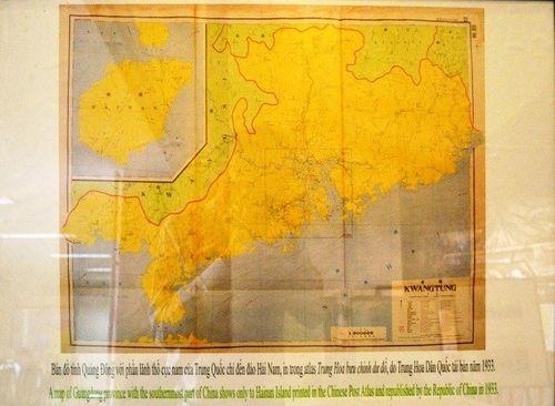29 bản đồ cổ khẳng định Hoàng Sa, Trường Sa là của Việt Nam - Ảnh 25