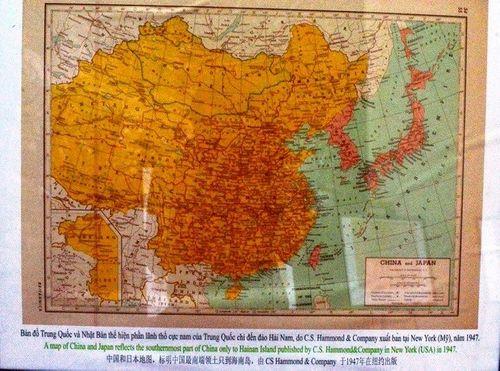 29 bản đồ cổ khẳng định Hoàng Sa, Trường Sa là của Việt Nam - Ảnh 26